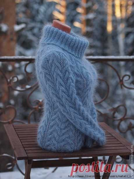 Оригинальный свитер