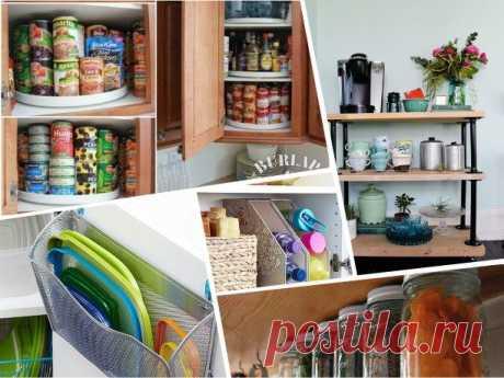 10 креативных идей для кухни / Домоседы