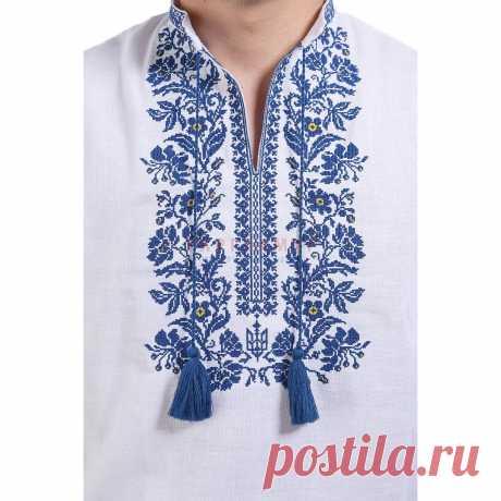 Shirt on a short sleeve (UKR-1202) - buy the Cholov_ch of a vishit in Ki¾v_ - behind a nizka a ts_na in Ukrglamur _nternt magazin_