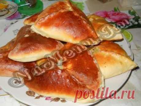 Рецепты по-татарски: конвертики по-татарски