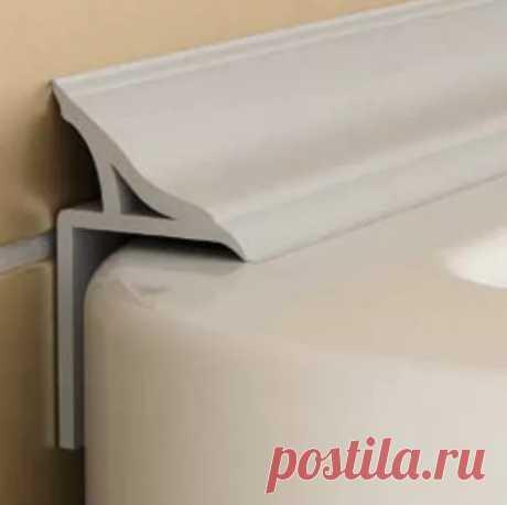 3 возможных варианта решения проблем зазора между ванной и стеной
