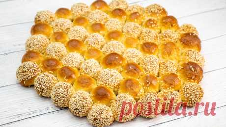 Готовлю пузырчатый хлеб с двумя видами молока и без яиц: мягкий, воздушный и готовится просто (по вкусу как молочный батон) | Евгения Полевская | Это просто | Яндекс Дзен