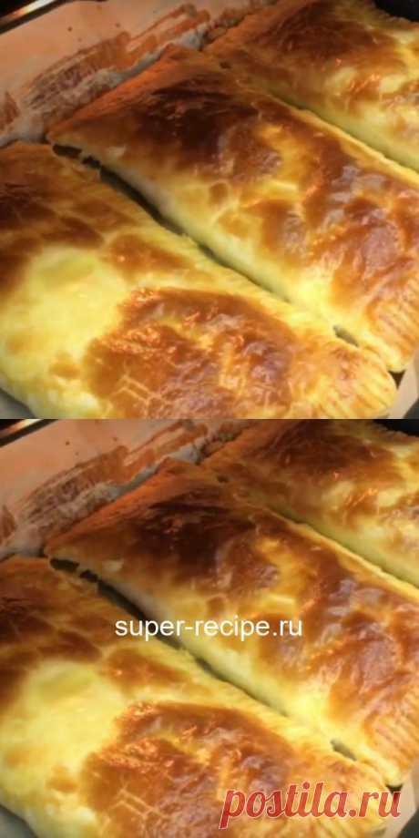 Бесподобные пирожки с яйцами не успевают остыть, как их сметают со стола!
