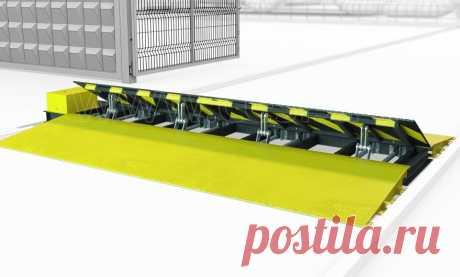 Препятствие заградительное противотаранное (ПЗП) «ПРЕПОНА-П-5000»
