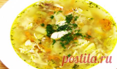 Быстрый гречневый суп | Кулинарный Микс | Яндекс Дзен