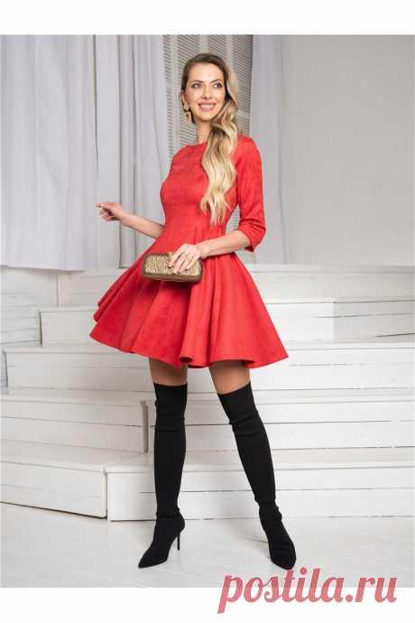 Белорусский трикотаж 44 размер красный