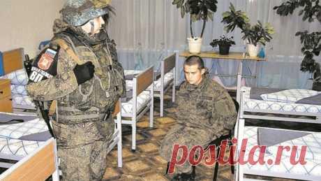 После убийства солдатом сослуживцев в Забайкалье завели дело о неуставных отношениях - Новости Mail.ru