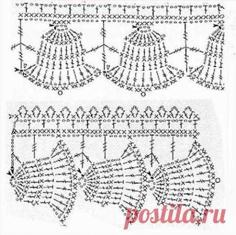 Новогодние схемы для вышивания или вывязывания