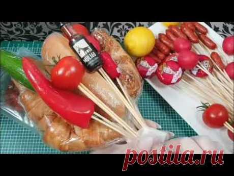 Delicious mens bouquet Вкусный мужской букет #Marine_DIY_Guloyan