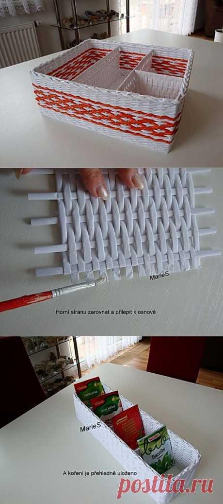 Плетём полезные и красивые аксессуары для кухни..