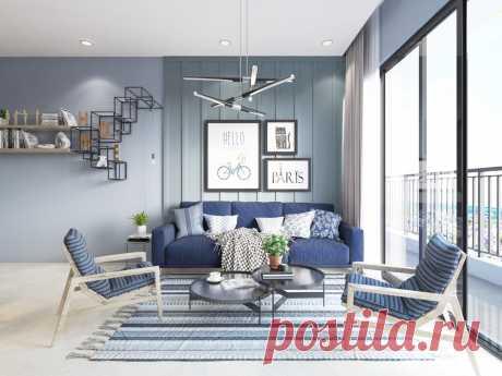 Голубой цвет в фотографиях интерьеров - как и с чем сочетать мебель и обои узнайте на сайте Stone Floor в Туле  #голубойинтерьер#голубойпалитрыцветов#палитрыголубого#счемсочетатьголубой#Тула#Stonefloor