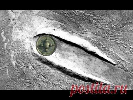 Существует несколько фактов, косвенно подтверждающих, что Луна – это корабль инопланетян. - YouTube