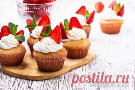 Muffins with a peanut ♥ the Best recipe of tasty cakes