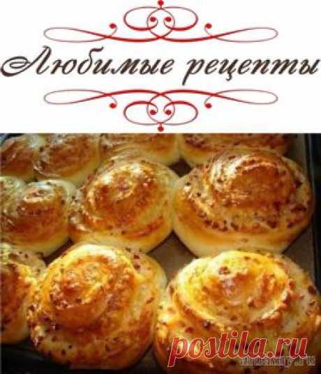 Сырные булочки » Любимые рецепты
