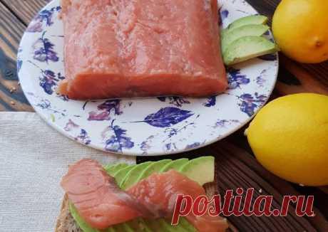 (9) Солим красную рыбу - пошаговый рецепт с фото. Автор рецепта Ирина Щербакова . - Cookpad