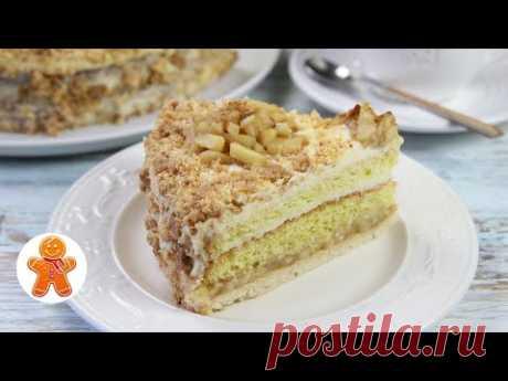 """Торт """"Рижский"""" ✧ Очень Нежный и Вкусный Торт"""
