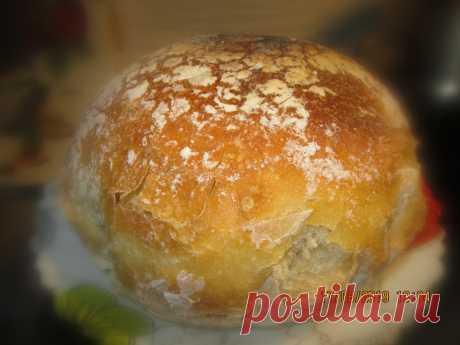 Хлеб в чугунке - Вкусно с Любовью - медиаплатформа МирТесен