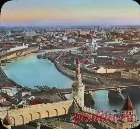 Москва, около 1915 г.