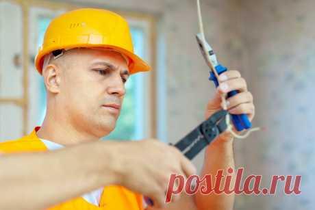 Замена проводки в жилых помещениях | Роскошь и уют