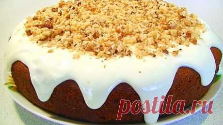 «Пятиминутка» – пирог к чаю по бабушкиному рецепту.