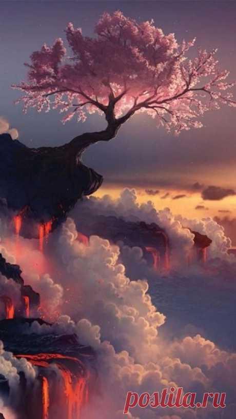 Красоты нашей Земли