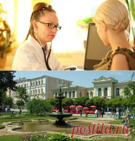 Рейтинг санаториев Кисловодска - Здравницы юга России