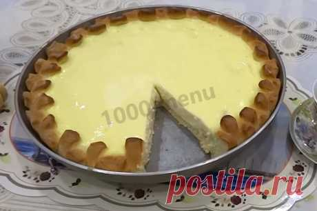Бабушкин торт сметанный Бахетле рецепт с фото пошагово и видео - 1000.menu