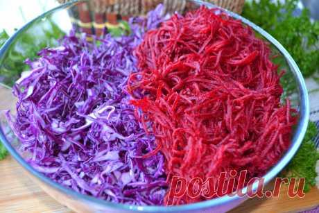 Мой новый рецепт салата с капустой, который я готовлю буквально за 10 минут. Море витаминов и яркого вкуса. (делюсь). | Елена/НедОсолила | Яндекс Дзен