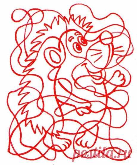Игры, которые развивают зрительное восприятие ребенка Игры, которые развивают зрительное восприятие ребенкаУпражнение: «Помоги забраться в домик»Цель:Развитие зрительной ориентировки при восприятии формы, величиныразвитие умения узнавать и называть величину, форму предметовХод упражнения:Ребятам предлагается найти «Домики» для каждого...