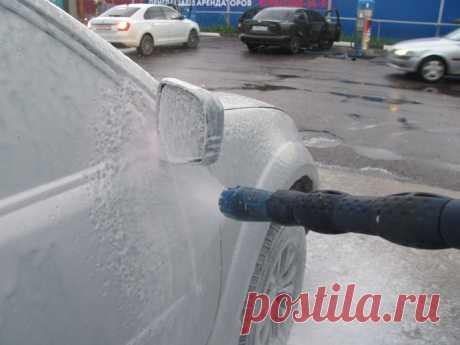 Может ли мойка навредить кузову автомобиля? | Автомеханик | Яндекс Дзен