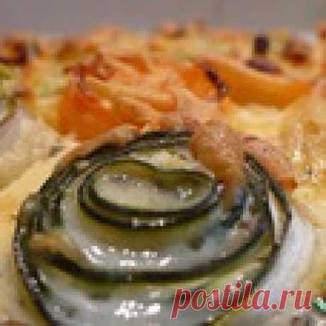 Нежнейшая запеканка с  кабачками Кулинарный рецепт