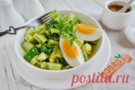 Худеем - рецепты диетических салатов
