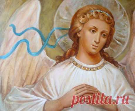 Молитва Ангелу Хранителю о помощи