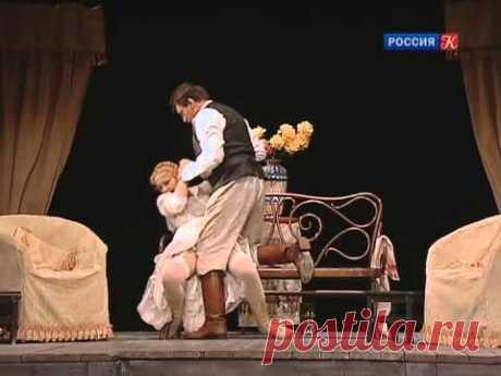 спектакль Дядя Ваня (Театр Моссовета)
