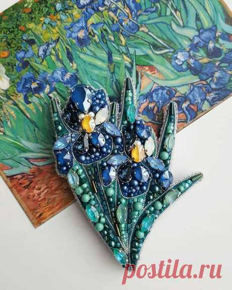 Яркие броши от Дарьи | Мамины Ручки. Вязание, рукоделие | Яндекс Дзен
