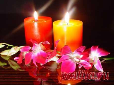 Магия свечей: избавляемся от неудач и негативной энергетики