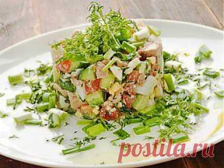 """Салат из печени трески с авокадо - """"Вкусные Рецепты"""" - lihacheva_51@mail.ru - Почта Mail.Ru"""