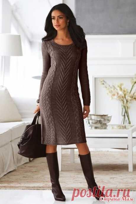 Вяжем онлайн платье Виктории Сикрет - Вяжем вместе он-лайн - Страна Мам