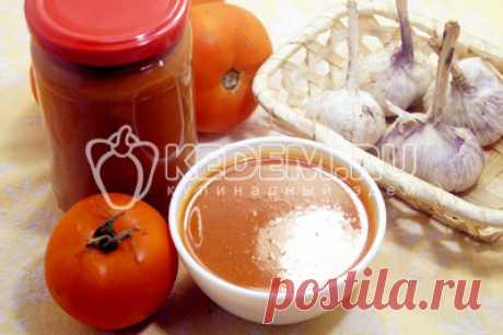 Кетчуп «Домашний» – Рецепт с фото. Рецепты. Заготовки. Маринование