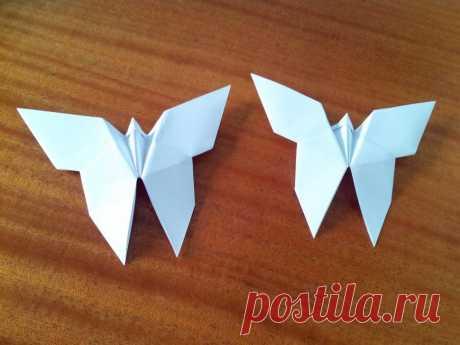 Оригами из бумаги - пошаговый мастер-класс для начинающих (95 фото идей)