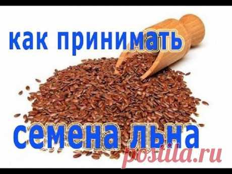 Польза и вред льняного семени для организма