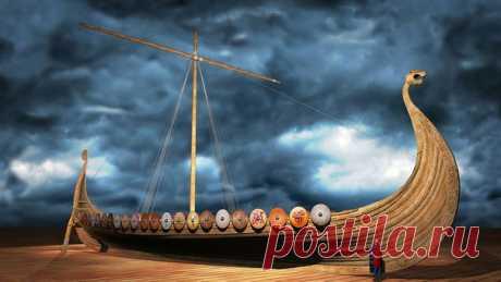 Оригинал судна был раскопан в 1874 году в городке Нордфьордейд. Корабль будет построен в полном масштабе, а его размеры составят примерно 32 метра в длину и 6,5 метра в ширину.
