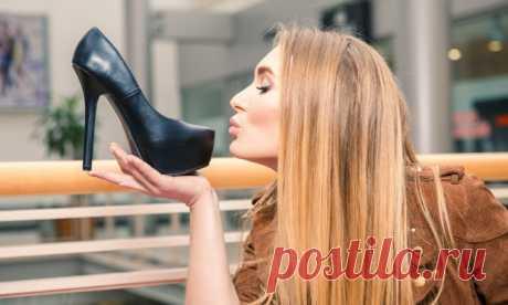 Убираем любые запахи из обуви