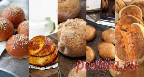 Булки и булочки: 10 домашних проверенных рецептов Синнабон, розы в снегу и другие грешные удовольствия