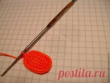 Вяжем крючком денежную девочку - Ярмарка Мастеров - ручная работа, handmade