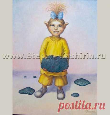 Официальный сайт Степана Каширина — Пивные человечки