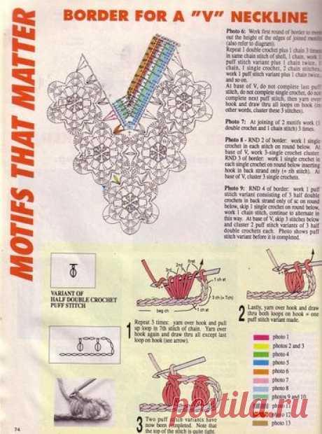 Magic Crochet Nº 93 (1994) - claudia - Веб-альбомы Picasa