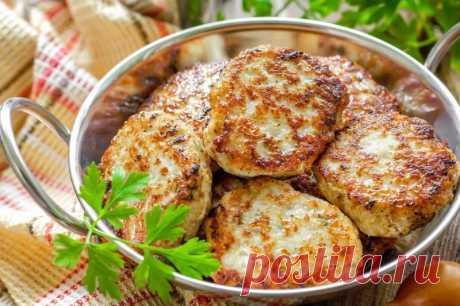 Котлеты с паприкой и чесноком — Sloosh – кулинарные рецепты