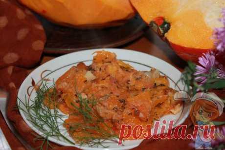Тыква по-гречески — рецепт приготовления тыквы с фото Тыква по-гречески — простой и вкусный рецепт. Чеснок придает пикантность, а базилик заморские нотки. Греки знают толк в полезной, но вкусной еде.