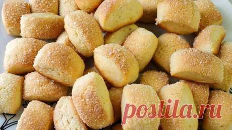 Простое и вкусное домашнее печенье